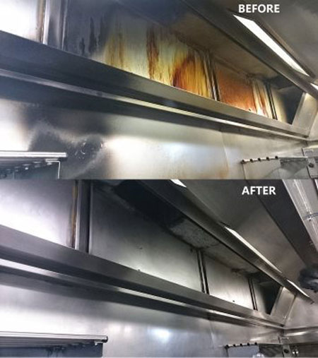 Canopy Grease Cleaning Melbourne