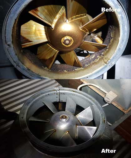 Exhaust Fan Cleaning Melbourne