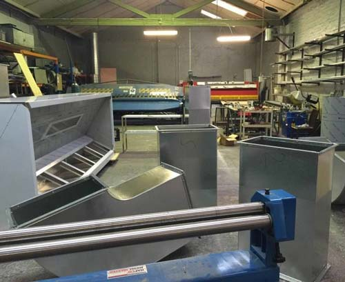 Stainless-Steel Fabrication Melbourne